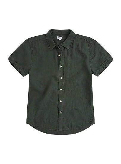 Pepe Jeans Camisa John Verde Hombre: Amazon.es: Ropa y accesorios