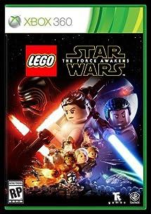 Amazoncom Lego Star Wars The Force Awakens Xbox 360