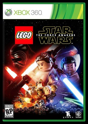 LEGO Star Wars: The Force Awakens - Xbox 360 Standard Edition (Best Xbox 369 Games)