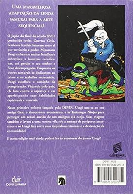 Usagi Yojimbo. Sombras da Morte - Volume 1: Stan Sakai ...