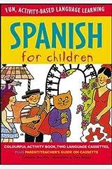 Spanish for Children (Language for Children Series) Audio CD