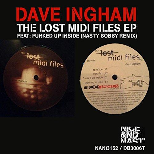 The Lost Midi Files EP