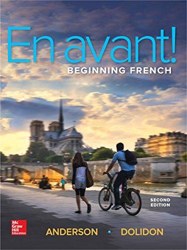 En avant: Beginning French (Student Edition) Pdf