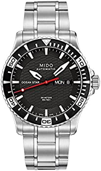 Mido OS Captain IV Automatic Black Dial Men's Watch