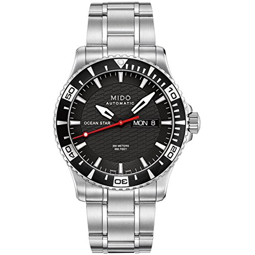 MIDO Men's Watch Ocean Star M0114301105102