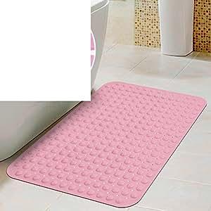 Amazon.com: JKOPWLXGHWTC Non-Stick Non-Slip Bath Mat/Bath ...