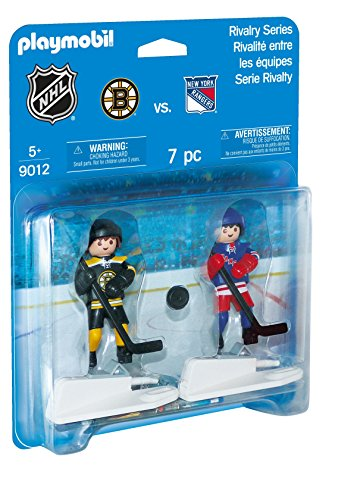 PLAYMOBIL NHL Rivalry Series - BOS vs NYR Playset