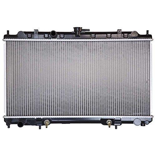 02 nissan sentra radiator - 2