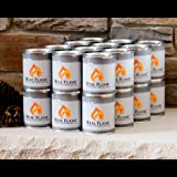 3 Pack Real Flame Premium Gel Fireplace Fuel - 13 OZ