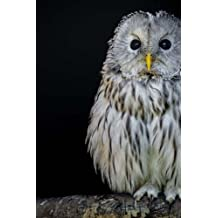 Ural Owl Raptor Journal: Take Notes, Write Down Memories in this 150 Page Lined Journal