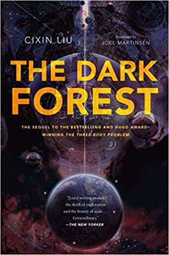 image for The Dark Forest (Remembrance of Earth's Past)