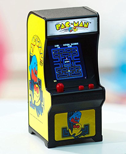 Top 10 best tiny arcade pac-man miniature: Which is the best one in 2020?