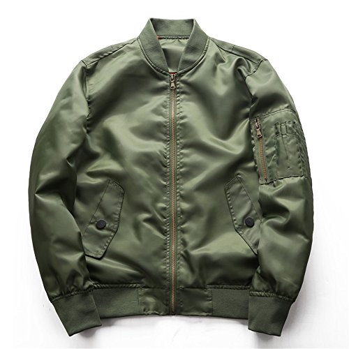 Quilted Nylon Bomber Jacket - 9