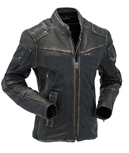 Racer Jacket Leather - 1