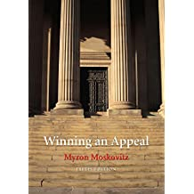 Winning an Appeal, Fifth Edition