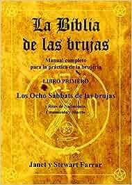 La Biblia de las Brujas, libro I: Los ocho Sabbats de las