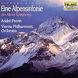 Richard Strauss : Eine Alpensinfonie [Import anglais]