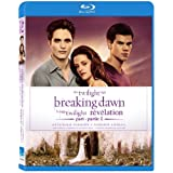 The Twilight Saga: Breaking Dawn - Part 1 (Extended Edition) / La saga Twilight : Révélation - Partie 1