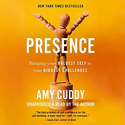 by Amy Cuddy (Author, Narrator), Hachette Audio (Publisher) (473)  Buy new: $29.65$25.95
