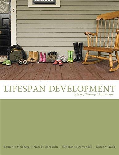 Lifespan Development Infancy Through Adulthood PSY 232 Developmental Psychology
