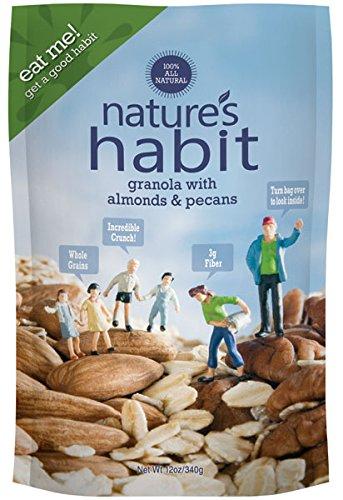 nature habit granola - 1