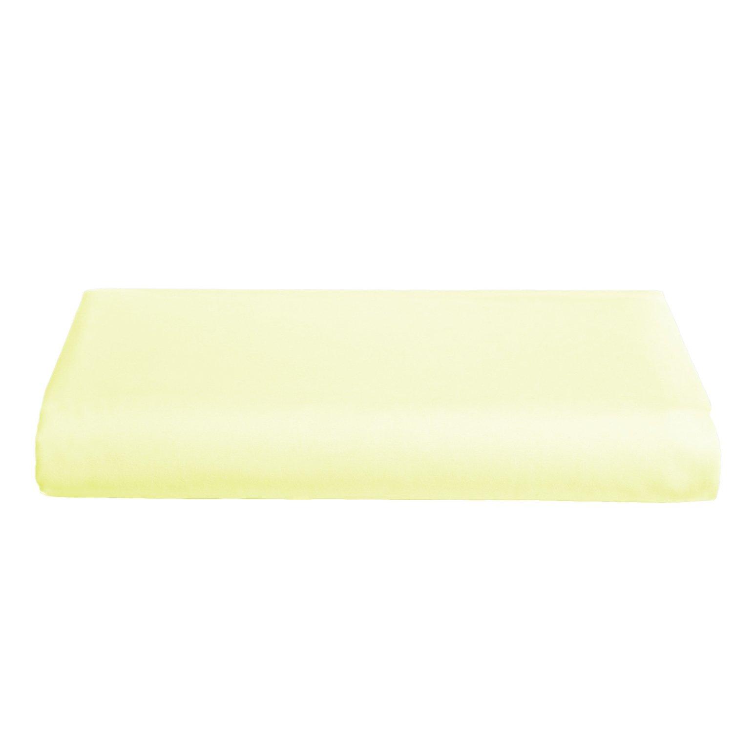 Babydoll Baby Cradle Sheet, Yellow, 18'' x 36''