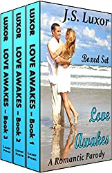 LOVE AWAKES BOXED SET (New Adult Seduction Series Book 5)