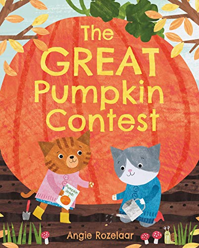 Halloween Contest Themes (The Great Pumpkin Contest)