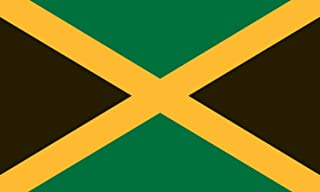 product image for Valley Forge Flag 3-Foot by 5-Foot Nylon Jamaica Flag