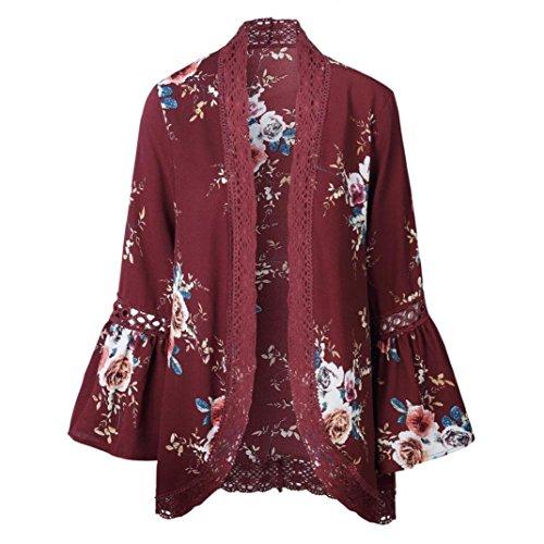 Giacca Vino Donna vêtements Bzline Rosso 4UfAnqw