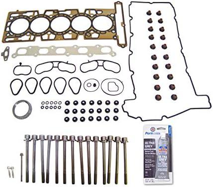 ヘッドガスケットセット ボルトキット 対応車種: 04-06 シボレー GMC ハマー 3.5L DOHC