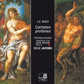 "Pacified Aeolus, BWV 205: Chor ""Vivat! August, August Vivat!"": Rias"