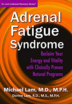 Adrenal Fatigue Syndrome Vitality Clinically ebook product image