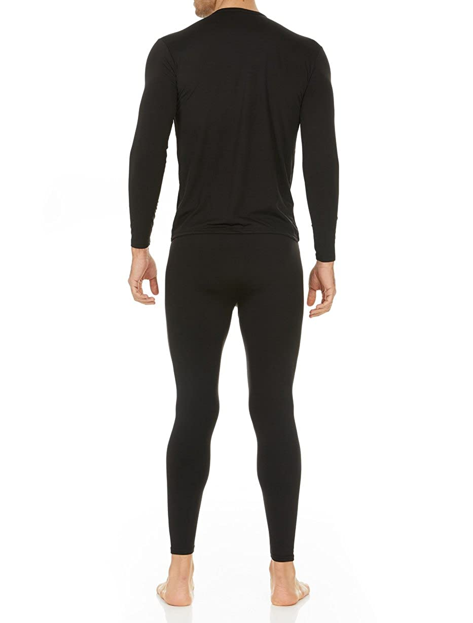 9f3470dc482 Thermajohn Men s Ultra Soft Thermal Underwear Long Johns Set with Fleece  Lined at Amazon Men s Clothing store