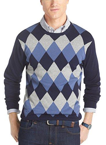 Izod Crewneck Sweater - 6