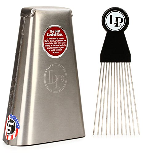 Latin Percussion LP225H Handheld Guira Cowbell by Latin Percussion