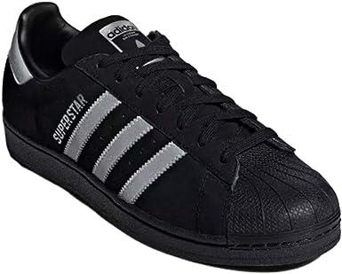 Adidas Originals Superstar Chaussures pour homme, Noir