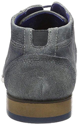 Bugatti 312101071400, Zapatos de Cordones Derby para Hombre Gris (Grey 1500)