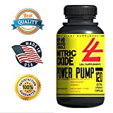Elite Nitric Oxide AND L-Arginine Supplement - 120 Capsules to Increase Performance, Gain Lean, Hard Muscle & Boost Endurance - Top Pre-Workout Booster GUARANTEES Best Results Market-Wide!