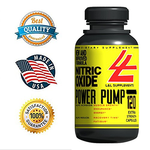 Elite Nitric Oxide L Arginine Supplement