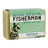Nova Scotia Fisherman: Fundy Clay & Mint Soap