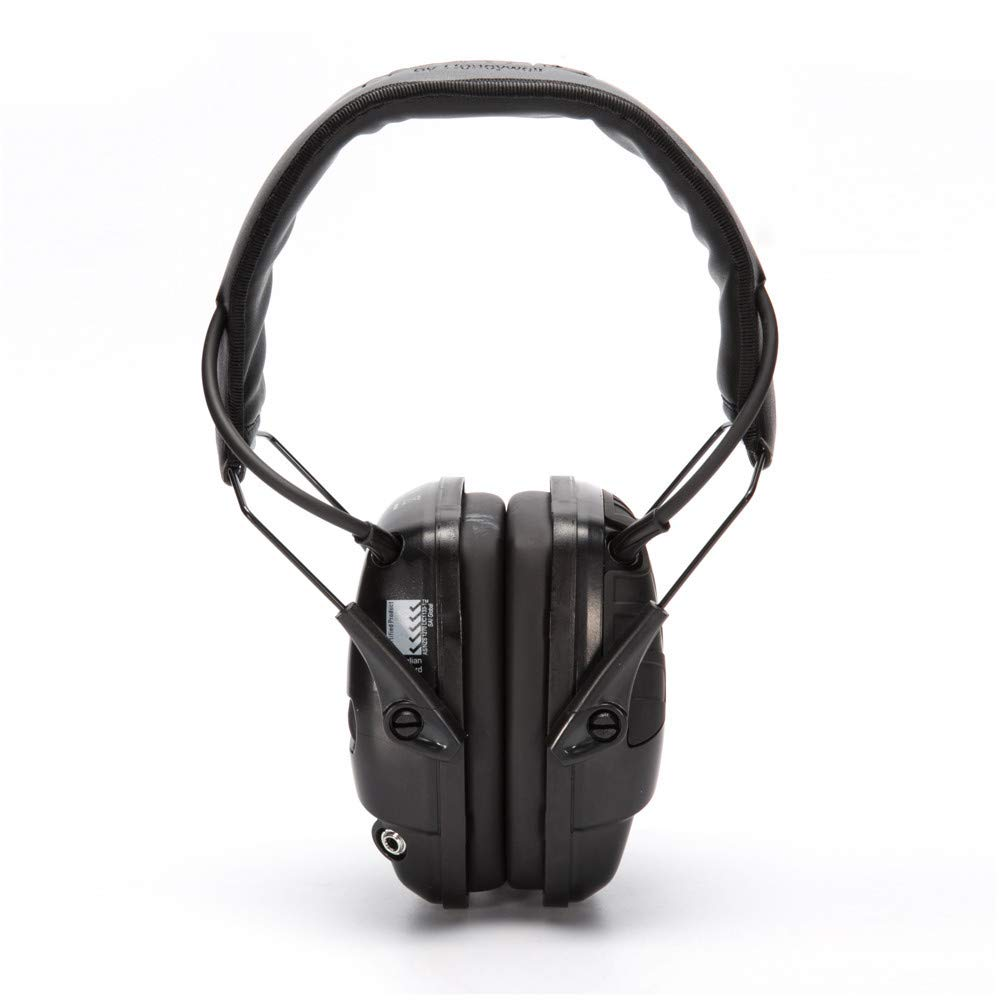 Fklee Electronic Pickup Noise canceling Headphones Affect The Shooting Outdoor Noise-Proof Earmuffs Padded Head Band Ear Cups by Fklee (Image #3)