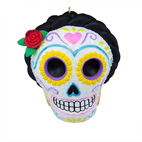(Día de Los Muertos Halloween Sugar Skull)