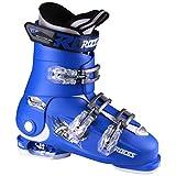 Roces 2018 Idea Adjustable Blue/White Kids Ski Boots 22.5-25.5
