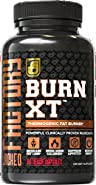 BURN-XT Fat Burner - Burn Fat, Boost Energy, & Suppress Appetite - 3-Stage Thermogenic Formula - Science-Based Weight Loss Accelerator - 60 Natural Veggie Capsules