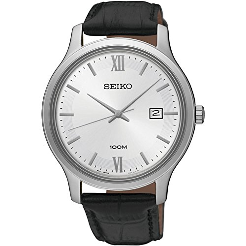 Japan-Mens-Analog-Casual-Quartz-Seiko-Watch-SUR225P1