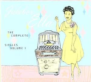 Jukebox Ella: The Complete Verve Singles, Vol. 1 [2 CD]