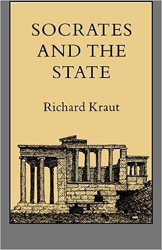 Amazon.com  Socrates and the State (9780691022413)  Richard Kraut  Books 1acbd5f94d1ba
