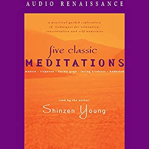 Five Classic Meditations Speech