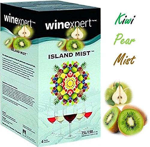 Kiwi Pear - Island Mist Kiwi-Pear Sauvignon Blanc Wine Kit by Winexpert